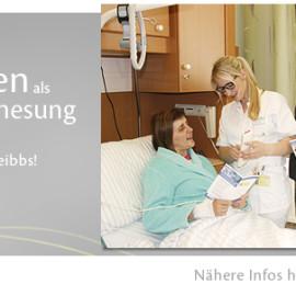 Die Klangwelten im Krankenhaus