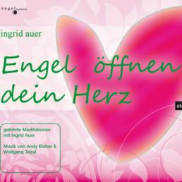 Engel öffnen dein Herz Cover