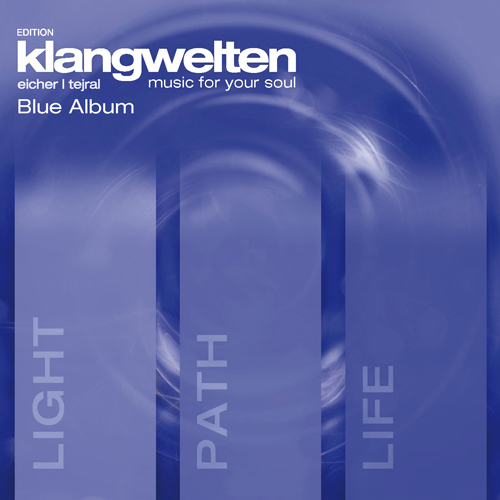 Blue Album Cover