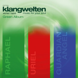 Green Album Cover