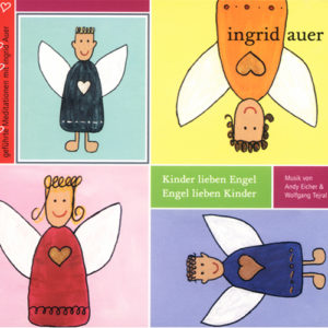 Kinder lieben Engel Cover