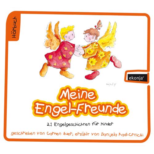 Hörbuch Meine Engel-Freunde Cover