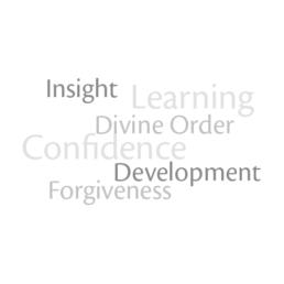 Power of Forgiveness Tagcloud